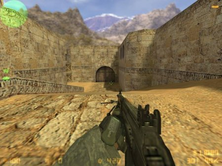 cs1.6galil on mw2 anims кс ELITE