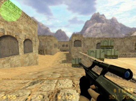 CS BLACK aug кс 1.6 ELITE css