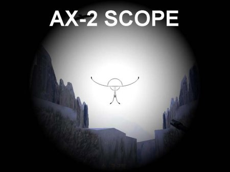 AX-2 Rifle Scope (Aug)
