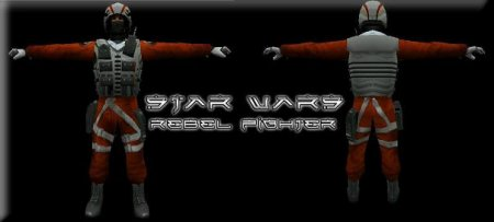GSG9 - StarWars Rebel Fighter