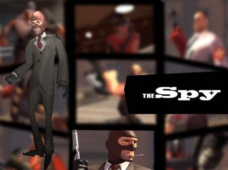 Kfu's TF2 Spy look a like