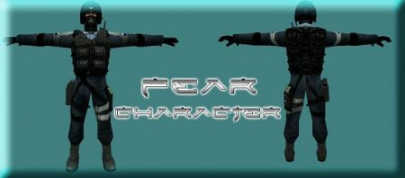 FEAR Character Cs 1.6 servers