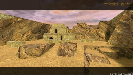 as_desert Counter-Strike 1.6