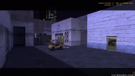 as_midnight_docks Counter-Strike 1.6