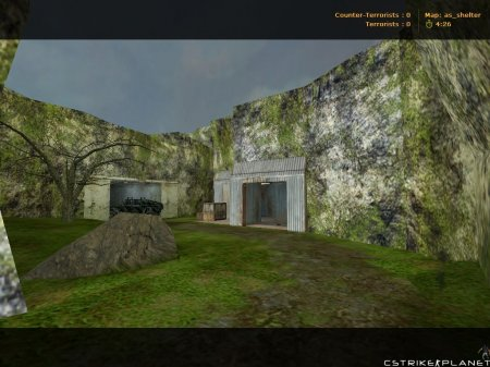 as_shelter Counter-Strike 1.6