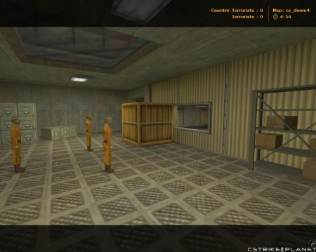 cs_doom4 Counter-Strike 1.6