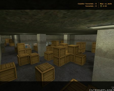 cs_work Counter-Strike 1.6