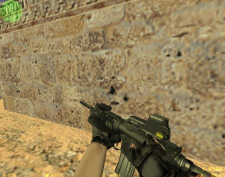 CoD4 Style M4A1