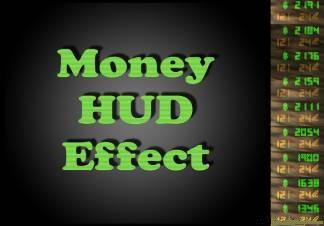 Money hud Effect cs ELITE