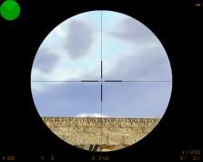 auto sniper and awp scope