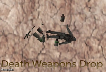 Death Weapons Drop